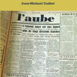 L'Aube 1938-1940 (PAPERBACK)-0